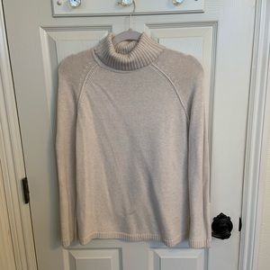 100% cotton turtleneck